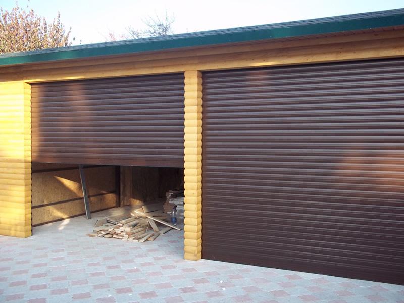 Купить рольставни москва для гаража купить стальные двери на гараж