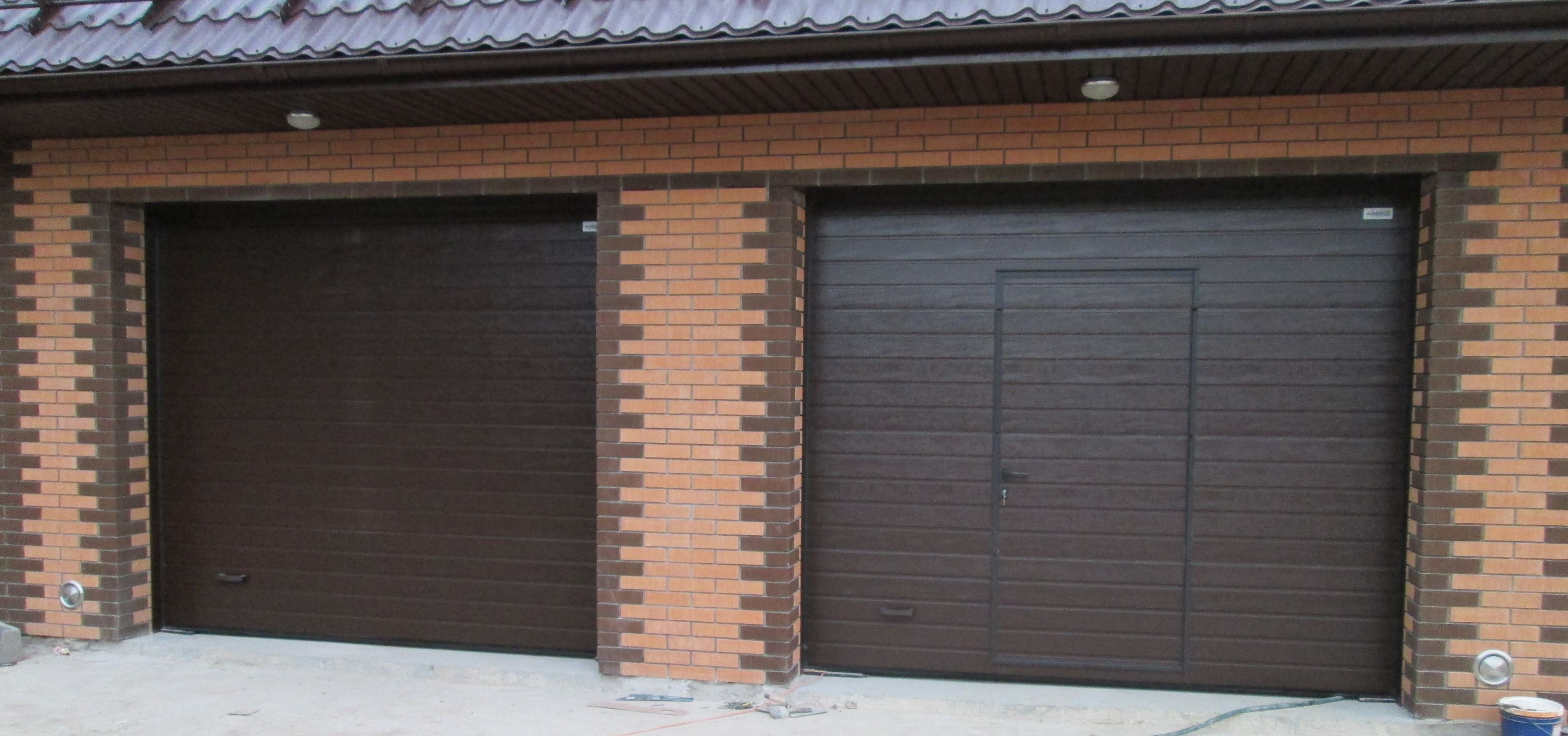 ворота для гаража рулонные цены